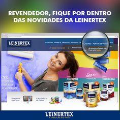 Revendedor, fique por dentro das novidades da Leinertex. Acesse www.leinertex.com.br e entre na área do cliente! É a Leinertex mais perto de você! #ÁreaDoRevendedor #Leinertex