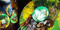 boodle fight - where to eat in palawan