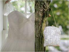 Handmade Wedding at Chauncey Conference Center, Princeton, NJ by Off BEET Productions // #handmade #diy #handmadewedding #bride #groom #portrait #weddingportrait #candid #summerwedding #outdoorwedding #weddingdress #gown