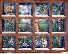 attic window quilt | attic window quilts - Google Search