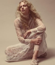 Fashion Copious - Frederikke Sofie by Dan Jackson for WSJ Magazine March 2016
