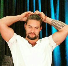 Perfect Aquaman! Jason Momoa