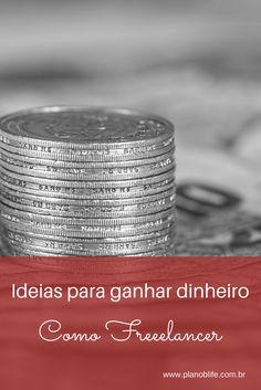 Ideias para ganhar dinheiro trabalhando como freelancer