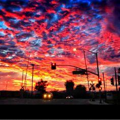 Ventura Evening Sky