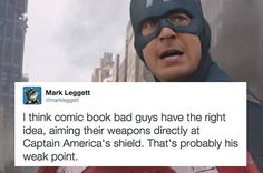 """27 Superhero Tweets Guaranteed To Make You Laugh Every Time 