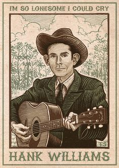 Rock`n Roll,Blues,Country and Americana Country Music Stars, Country Music Singers, Country Artists, Rock Posters, Concert Posters, Music Posters, Band Posters, Hank Williams Sr, Cowboy Photography