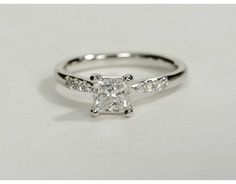 0.7 Carat Diamond Petite Diamond Engagement Ring | Recently Purchased | Blue Nile