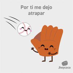 Por ti me dejo atrapar. #humor #risa #graciosas #chistosas #divertidas