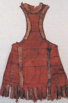 10th Century | Sideless surcote, to be work over a plain, long sleeved, unfitted ...