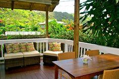 Sunset Point Studio/Backyards Beach - vacation rental in Oahu, Hawaii. View more: #OahuHawaiiVacationRentals