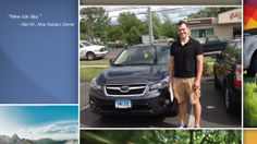 Dear Dan Mcnamara   A heartfelt thank you for the purchase of your new Subaru from all of us at Premier Subaru.   We're proud to have you as part of the Subaru Family.