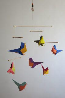 Grue mobile de papier sur pinterest mobiles d origami origami et - 1000 Id 233 Es Sur Mobiles D Origami Sur Pinterest Grues En