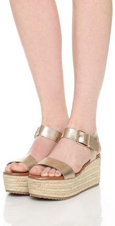 Sabbie Flatform Sandals