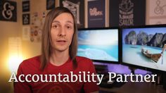 Why You Need an Accountability Partner http://seanwes.tv/76