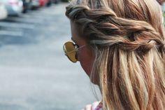 3 layer waterfall braid ♥