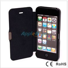 $4.89 Flip PU Leather Skin Case Cover For Apple iPhone 5