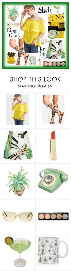 """With Sheln"" by explorer-14673103603 ❤ liked on Polyvore featuring Emilio Pucci, Chanel, MAKE UP FOR EVER, Tiffany & Co. and DENY Designs"
