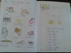 LA MAESTRA MARIA TI SALUTA: QUADERNO DI INGLESE CLASSE TERZA B Notebook, 3, Bullet Journal, English, Education, Nice, Notebooks, English Language