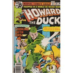 HOWARD THE DUCK #28 | 1976-1979, 1986 | VOLUME 1 | MARVEL | $9.00