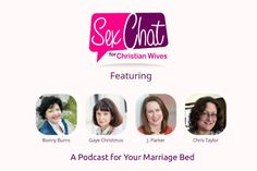 Happy Valentine's Day, and happy birthday to the Sex Chat for Christian Wives podcast. We're now officially live on our website and on iTunes and almost any site where you access podcasts. We've rolled out three episodes today – Getting in the Mood, Sex Positions, and 50 Shades of Here-We-Go-Again. [continue reading]