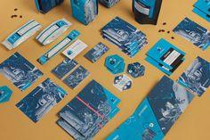 Halfwit Coffee Roasters — The Dieline - Branding & Packaging