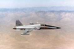 Northrop F-5 Freedom Fighter — Wikipédia