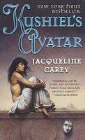 """""""Kushiel's Avatar"""" (Kushiel's Legacy #3) by Jacqueline Carey"""