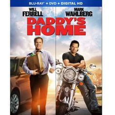 Daddy& Home Movie Will Ferrell Mark Wahlberg Poster Brand Original DVD New 2015 Movies, Home Movies, New Movies, Movies To Watch, Movies Online, Movies Free, Funny Movies, Funny Comedy, Family Movies