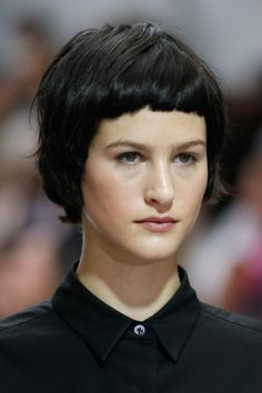 Women's Hairstyles 2014 with Short Bangs (12)