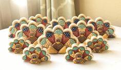 Orange Cinnamon Clove Cookies ~ Arty McGoo