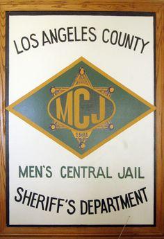Men's Central Jail Art
