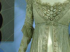 "From ""Ever After"" (1998) worn by Drew Barrymore as Danielle De Barbarac design by Jenny Beavan"