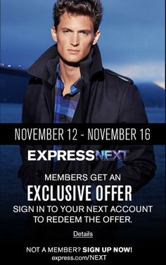 Express Black Friday Ad Scan 2014