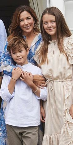 Denmark Royal Family, Danish Royal Family, Crown Princess Mary, Prince And Princess, Estilo Real, Last Day Of Summer, Casa Real, Danish Royals, My Photos