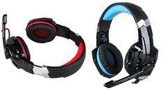 Gaming Headphones, Gaming Computer, Headset, Electronics, Headphones, Headpieces, Hockey Helmet, Ear Phones, Consumer Electronics