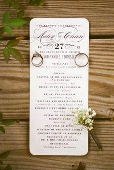 Classic Black And Ivory Wedding Invitation (Photo By JHenderson Studios)