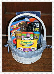 No candy easter basket stuffers cupcakes kisses n crumbs no candy easter basket stuffers cupcakes kisses n crumbs baskets easter baskets and cupcake negle Image collections