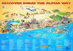 Pin by Joy Dacumos on Qatar Pinterest Tourist map
