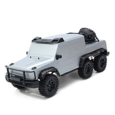 172.99$  Watch now - http://ali968.worldwells.pw/go.php?t=32618259549 - High Quality Brand New HG P601 1/10 2.4G 6WD RC Crawler RTR Toy Car Off-road Vehicle RC Car for kids Toy and Grownups Toys
