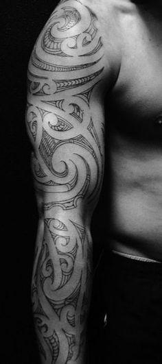   tatuajes-en-el-brazo #maoritattoosbrazo