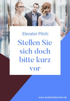 """Elevator pitch: """"Please introduce yourself briefly"""" - How to answer the question . Elevator Pitch, Get Instagram Followers, Visual Memory, Diy Projects For Beginners, Psychology Facts, Helping Others, Good To Know, How To Introduce Yourself, No Time For Me"""