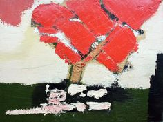 Nicolas de Staël, Arbre rouge on ArtStack #nicolas-de-stael #art