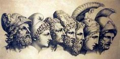 Mythological Wars  #mythology #war #god #trojan #norse #history #Titans