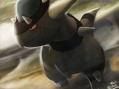 #rampardos #pokemon #anime #pocketmonsters