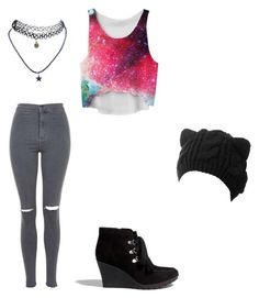 """""""yaaaassss"""" by shsvxgsvdvx on Polyvore featuring Topshop, maurices and Wet Seal"""