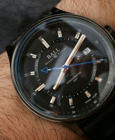 Ball For BMW GMT Limited Edition Watch: