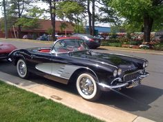 1962 Corvette spotted on the streets in Northern Virginia