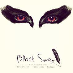 My Black Swan movie poster!