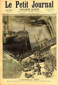Le Petit Journal, 1891-1893  http://www.retronaut.com/2011/08/le-petit-journal-1891-1893/