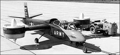 Doak VZ-4 (or Doak Model 16) (1958) was an American prototype Vertical Takeoff and Landing (VTOL) aircraft built in the 1950s for service in the United States Army. Only a single prototype was built, and the U.S. Army withdrew it from active trials in 1963